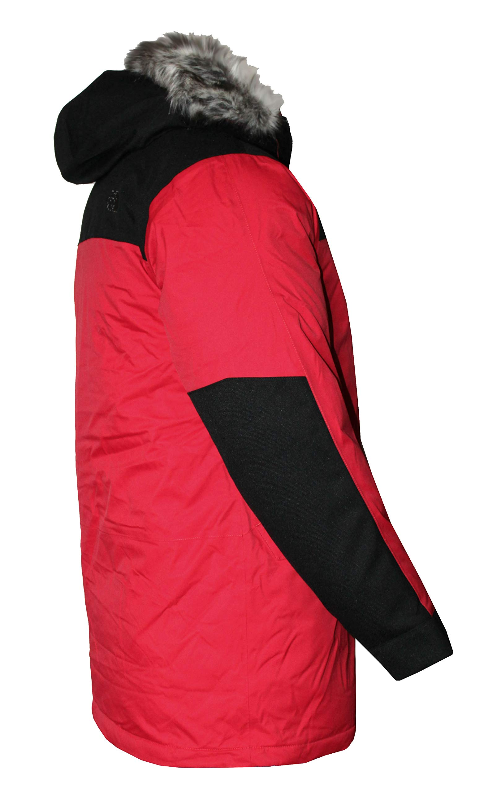 6a95ed544 The North Face Bedford Men's Down Jacket Winter Parka (TNF Red, M)