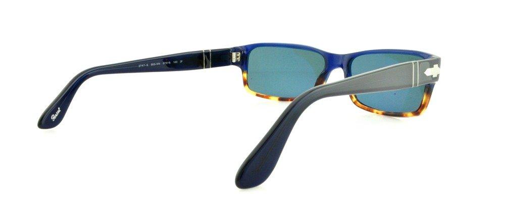 e8b38bcc74e01 Buyr.com - Persol Mens Sunglasses (PO2747) Tortoise Blue Acetate - Polarized  - 57mm