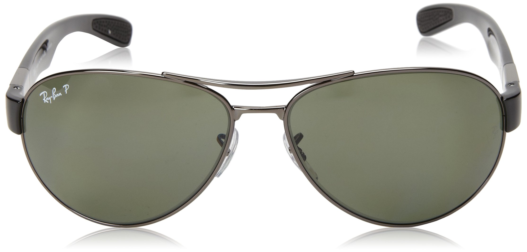 3f07c51b12 Buyr.com - Ray-Ban RB3509 - GUNMETAL Frame POLAR GREEN Lenses 63mm Polarized