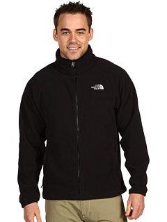 Men's The North Face Khumbu Fleece Jacket TNF Black Size Small image 1