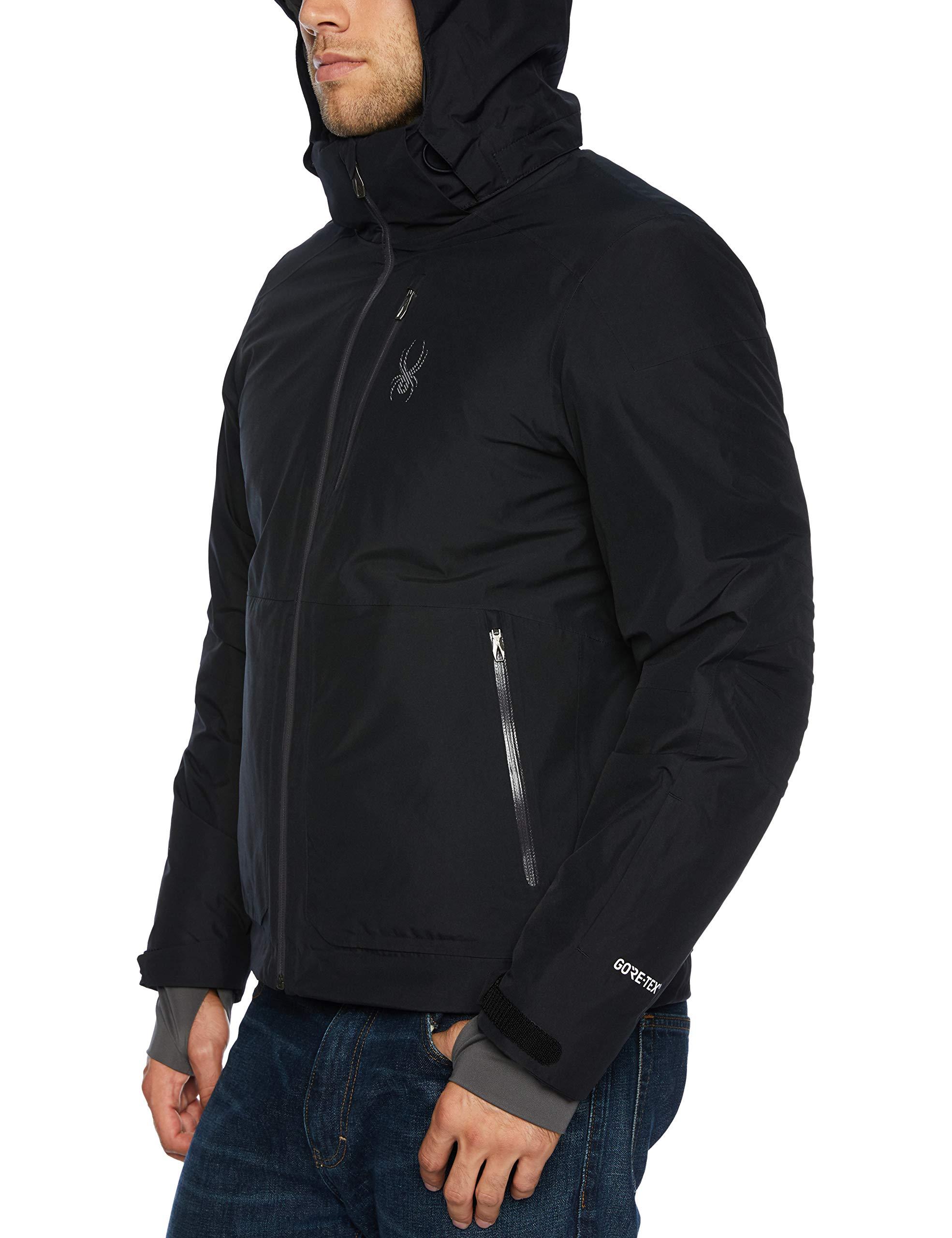Spyder Mens Avenger Gore-tex Ski Jacket