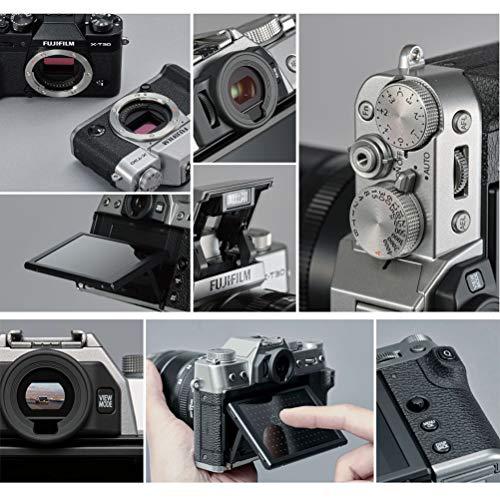 Fujifilm X-T30 Mirrorless 4K Wi-Fi Digital Camera Body with XC 15-45mm Lens Black Filmmaker's Kit with DJI Ronin-SC 3-Axis Handheld Gimbal Stabilizer Bundle + Deco Photo Backpack + 64GB + Software image https://media.buyr.com/OV18L7E_6C4BA34C40E4E5358D62FBDB3BA78585CE3A7151C190666F9CBA1275CE0E043E-9tvdpS9EFeQx9HSuD5R8WA.jpg1