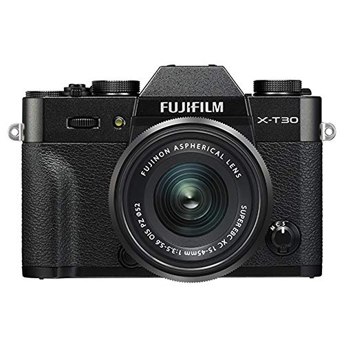 Fujifilm X-T30 Mirrorless 4K Wi-Fi Digital Camera Body with XC 15-45mm Lens Black Filmmaker's Kit with DJI Ronin-SC 3-Axis Handheld Gimbal Stabilizer Bundle + Deco Photo Backpack + 64GB + Software image https://media.buyr.com/OV18L7E_6C4BA34C40E4E5358D62FBDB3BA78585CE3A7151C190666F9CBA1275CE0E043E-WEYEvTjxURMV-0M2xFoyYg.jpg1