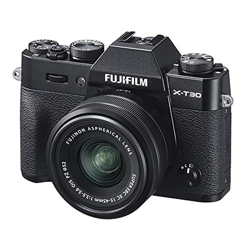 Fujifilm X-T30 Mirrorless 4K Wi-Fi Digital Camera Body with XC 15-45mm Lens Black Filmmaker's Kit with DJI Ronin-SC 3-Axis Handheld Gimbal Stabilizer Bundle + Deco Photo Backpack + 64GB + Software image https://media.buyr.com/OV18L7E_6C4BA34C40E4E5358D62FBDB3BA78585CE3A7151C190666F9CBA1275CE0E043E-_Ar8TlF3fA03CR1atbEH5A.jpg1