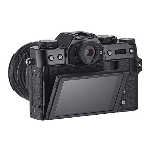 Fujifilm X-T30 Mirrorless 4K Wi-Fi Digital Camera Body with XC 15-45mm Lens Black Filmmaker's Kit with DJI Ronin-SC 3-Axis Handheld Gimbal Stabilizer Bundle + Deco Photo Backpack + 64GB + Software image https://media.buyr.com/OV18L7E_6C4BA34C40E4E5358D62FBDB3BA78585CE3A7151C190666F9CBA1275CE0E043E-t3p7cEk0kxwdOoEA-1tifw.jpg1