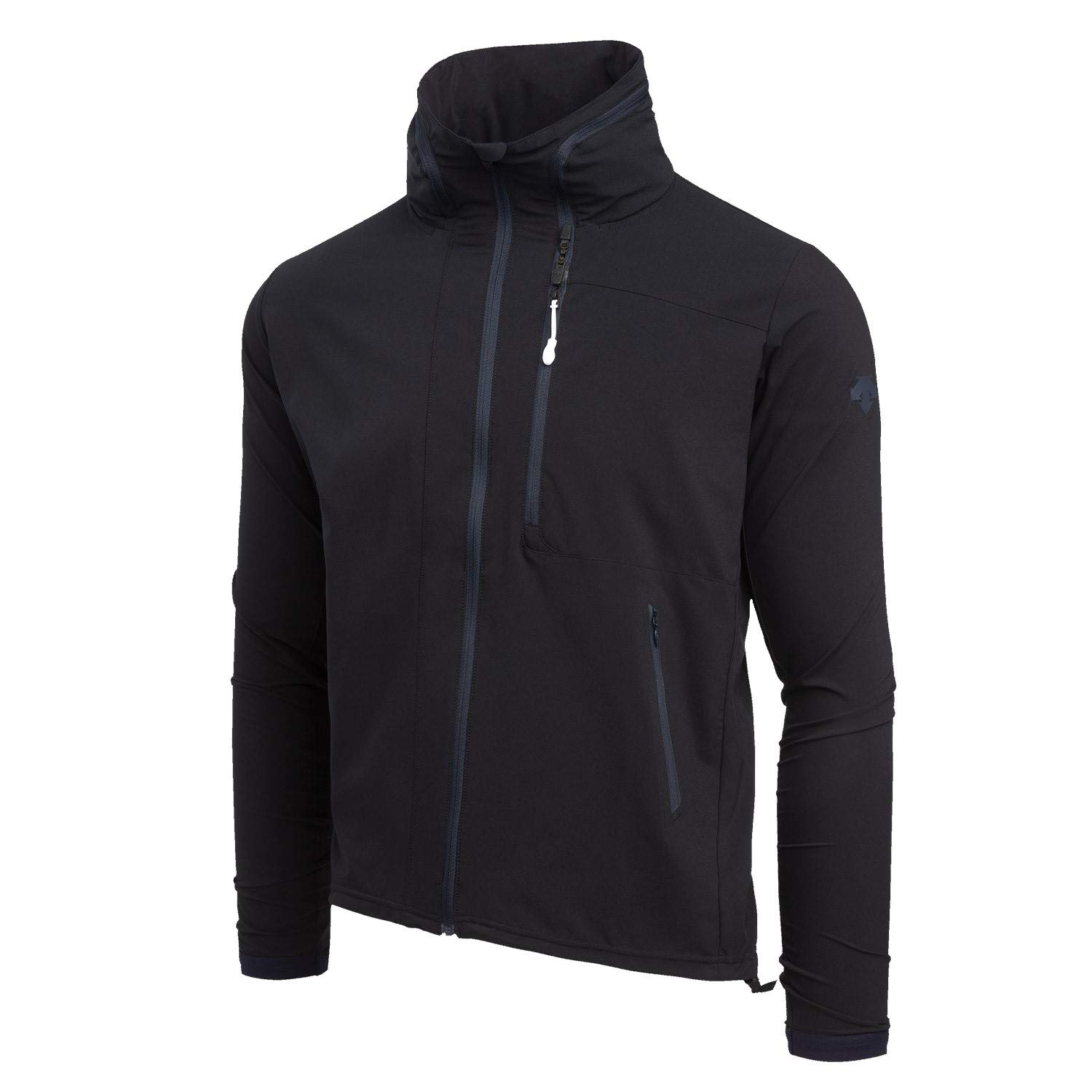 Descente Men's x DSPTCH Packable Jacket for Hiking and Traveling Graphite Navy image 1