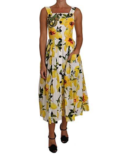 Dolce & Gabbana Women's Lemon Print Embellished Floral A-line Dress Size IT36   XS image https://media.buyr.com/OV18L7E_874E78CBA51A6E4FD7B66833D5FF060584E302E8C68583F5881F87B94CB4961A-TeMMfXM5km0sHLJ3fu0YUw.jpg1