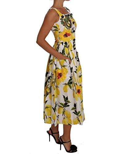 Dolce & Gabbana Women's Lemon Print Embellished Floral A-line Dress Size IT36   XS image https://media.buyr.com/OV18L7E_874E78CBA51A6E4FD7B66833D5FF060584E302E8C68583F5881F87B94CB4961A-dr8WyheKGAnVIbQrH5O_kQ.jpg1