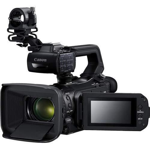 Canon XA50 Professional UHD 4K Camcorder 3669C002 Bundle with Carrying Case + UV Filter + More image https://media.buyr.com/OV18L7E_8BBE8552225D30EB04CD6616F0A43137A4F02887B6F6DF452E00A5F22DFAA5F7-K7W1UQg6D_L8cYONbfrmyw.jpg1
