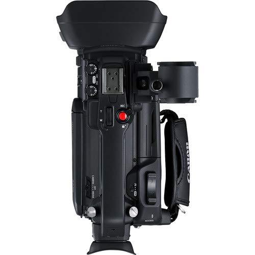 Canon XA50 Professional UHD 4K Camcorder 3669C002 Bundle with Carrying Case + UV Filter + More image https://media.buyr.com/OV18L7E_8BBE8552225D30EB04CD6616F0A43137A4F02887B6F6DF452E00A5F22DFAA5F7-ekN8j_zgPXy7qlc7C5d9qg.jpg1