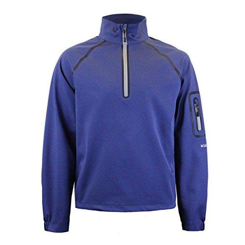 Boulder Gear 2837R Men's Welded Windproof Shirt, Navy - S image 1