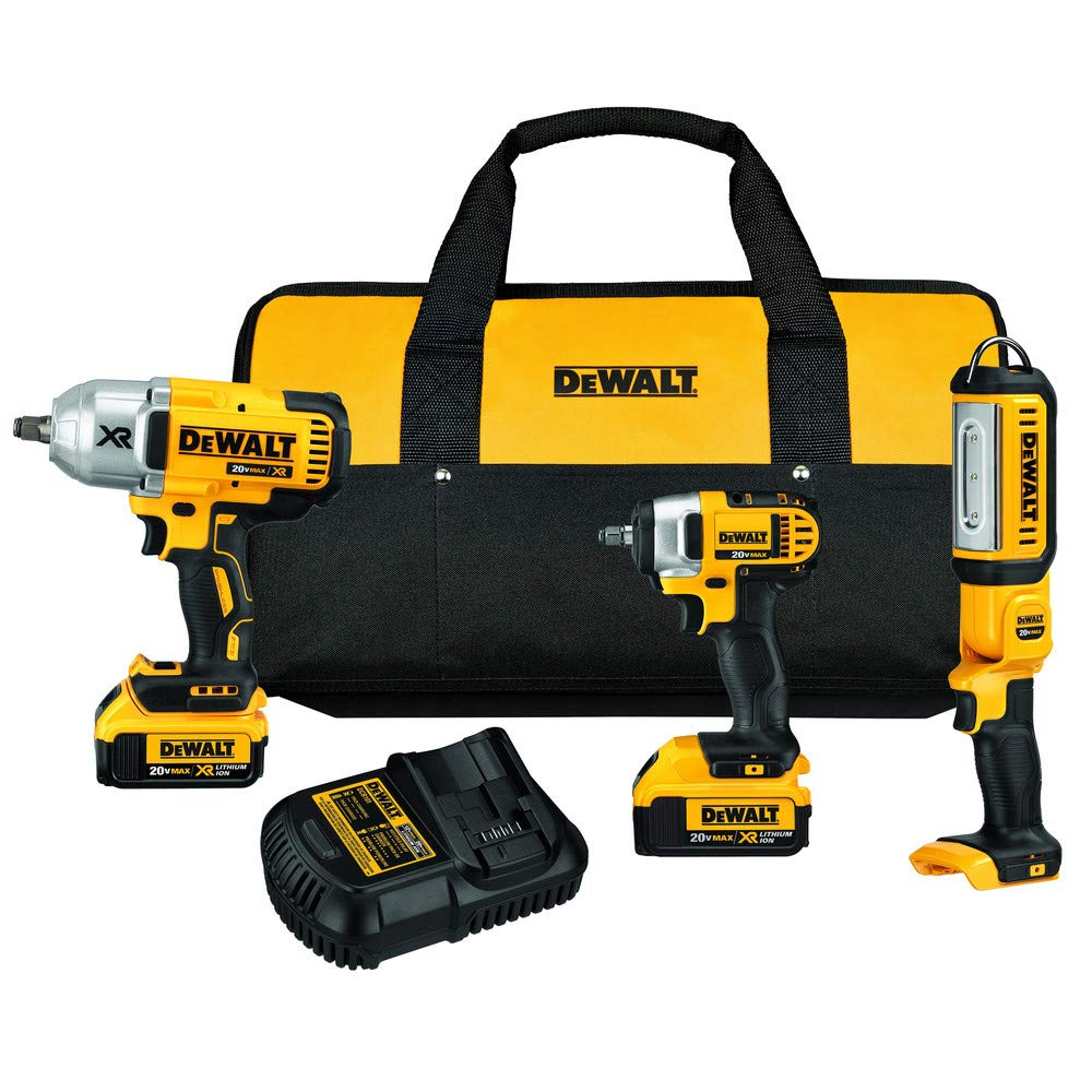 RYOBI One P1863 18V Lithium-Ion 3//8-inch Cordless Drill Kit with 24-Piece Drilling and Driving Set