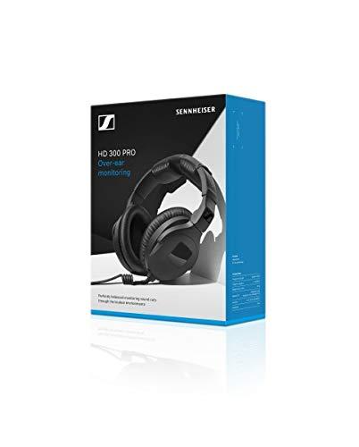 06ecc8ec5ed Buyr.com - Sennheiser Headphones, Black (HD 300 PRO)