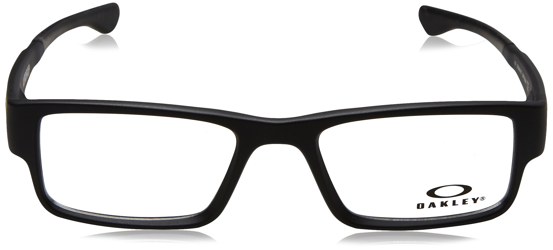 1281b44805 Overview Specifications. Eyeglasses Oakley Frame OX 8046 804601 SATIN  BLACK. Buy with confidence!