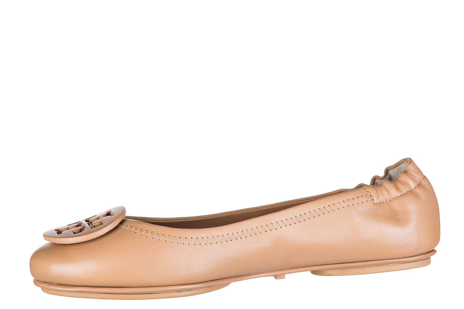 Tory Burch Women's Leather Ballet Flats Ballerinas Minnie Brown US Size 7.5 51158251254 image https://media.buyr.com/yFlfHexwLYGqNP6QWtlKqw-FbIlNlnuo4Zbyn94rKk8kw.jpg1
